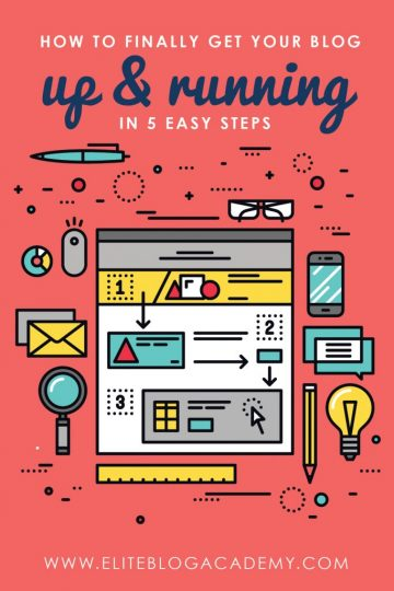 Thinking about starting a blog, but you have no idea how to even get started? Don't miss this helpful tutorial that will walk you through step-by-step how to start a blog from scratch!