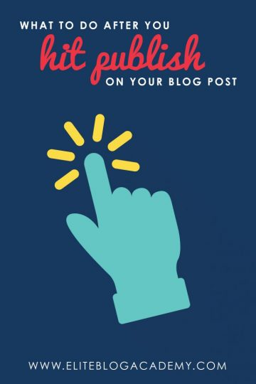 Think you're all finished as soon as your blog post is written? Think again! After your post is written is when the real work of promoting it in order to get it seen begins. The good news is that we've built a quick checklist that covers everything you need to do to promote your blog posts — which will seriously pay off in the long run.