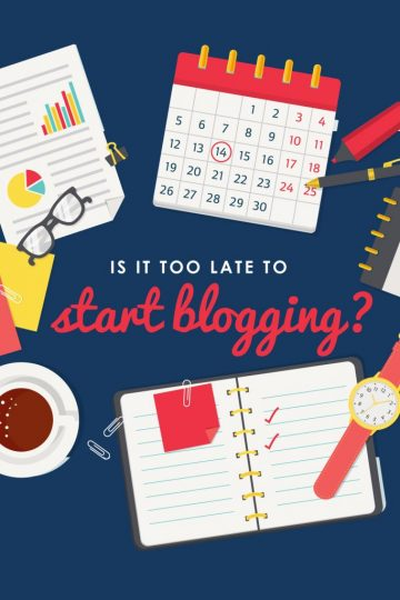 """Considering starting a blog, but discouraged by all the naysayers who say blogging is """"dead"""" or oversaturated? Here's the truth: There's never been a better time to be a blogger than right now. Here are 3 reasons why you shouldn't put off starting a blog for one more minute!"""