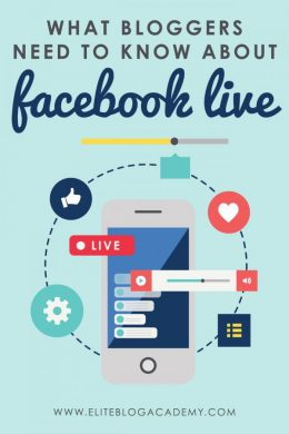 What Bloggers Need To Know About Facebook Live